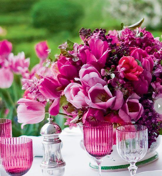 Приворот на воск розы и тюльпаны