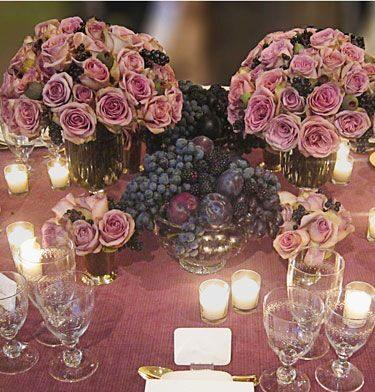 Приворот на розы сливы и виноград