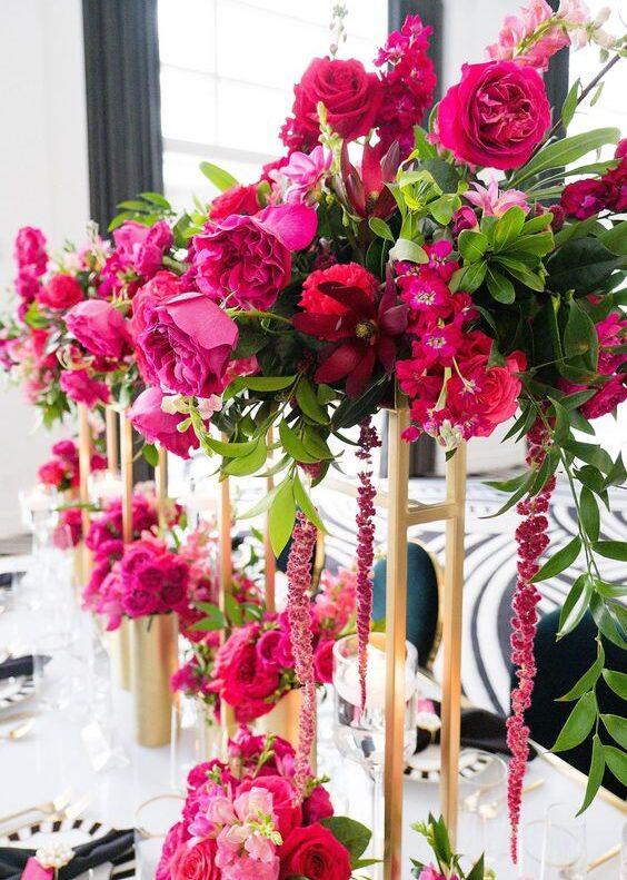 Приворот на розу пион и амарант