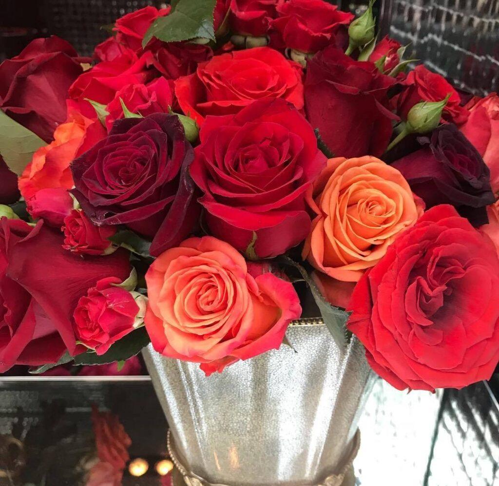 Приворот на шафран розу и амарант
